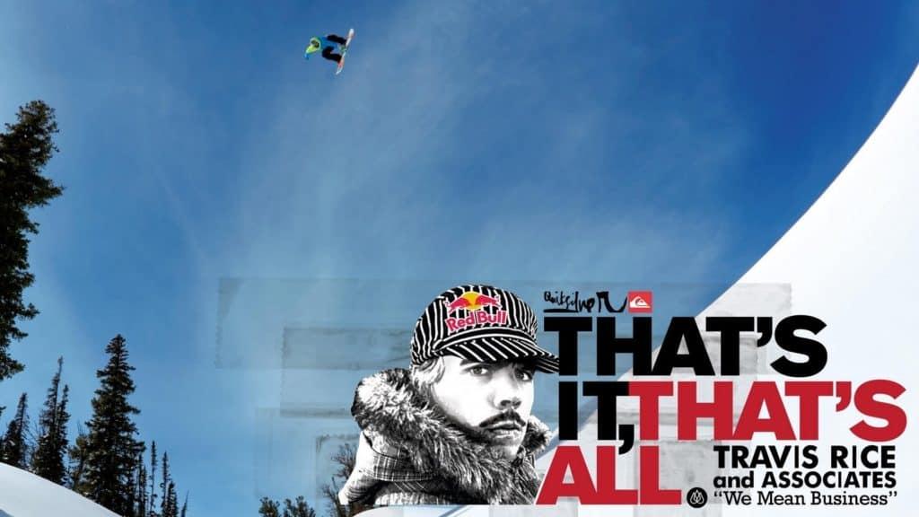 nejlepší snowboardové filmy