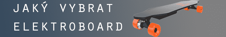 elektrovozítka elektroboard